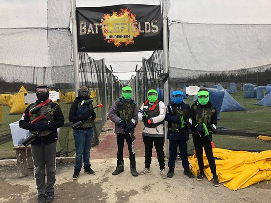 Paintball Battlefields Hildesheim