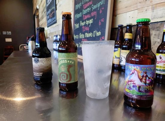 Sheboygan Falls, WI: We have a great selection of Craft Beers focusing on Local and Regional selections.