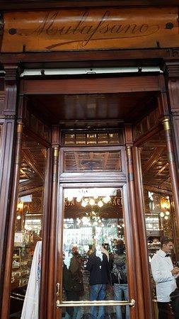 Caffe Mulassano: ingresso