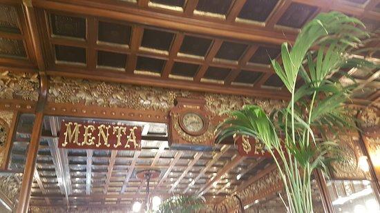 Caffe Mulassano: interno