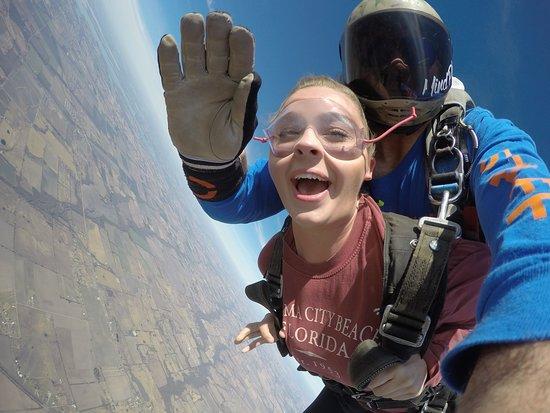 Caddo Mills, TX: Shut up and jump!