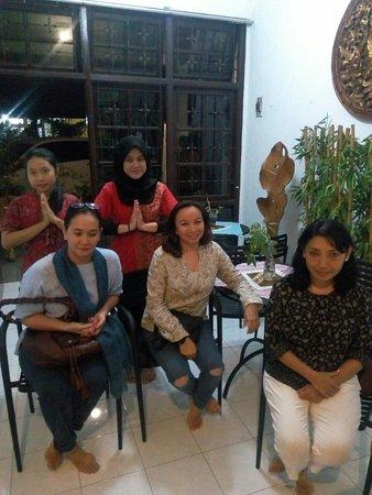Wit Bamboe Massage: Pelanggan kami