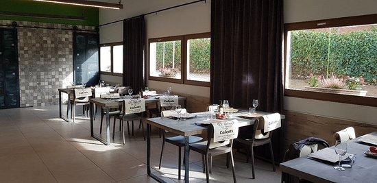 Castellnou de Seana, España: restaurant Rebost de Ponent