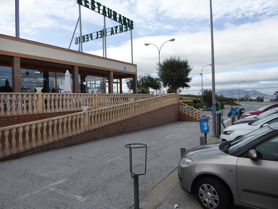 Cullar, Spain: Exteriör