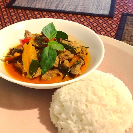 Special Panaeng Curry only for catering services