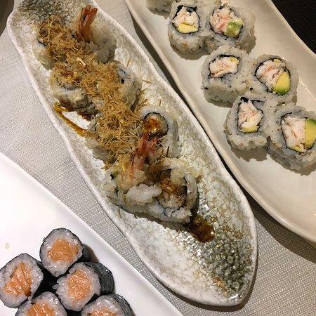 Sushi buono ma non speciale