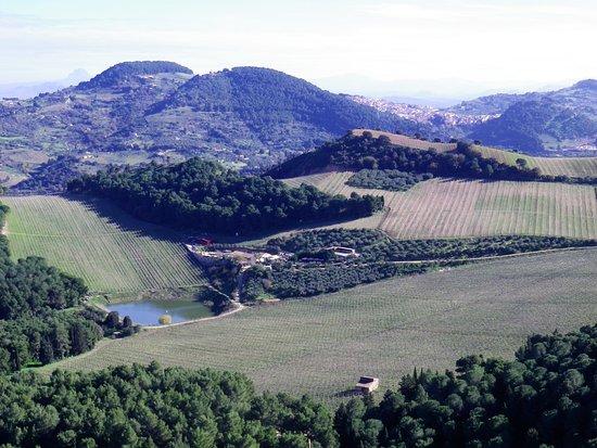 Cooperativa Silene - Day Tours: Panorama dal monte Pispisa.