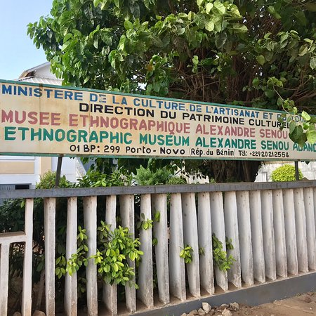 Ethnographique Museum of Porto Novo Photo