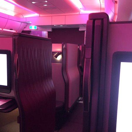 Foto de Qatar Airways