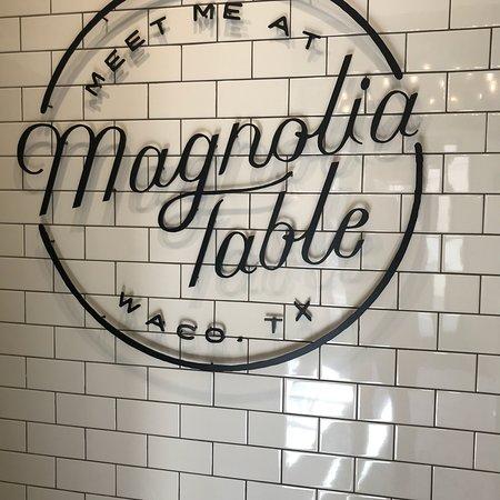 Magnolia Table Photo