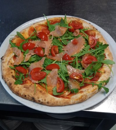 Pizza MAR ROSSO