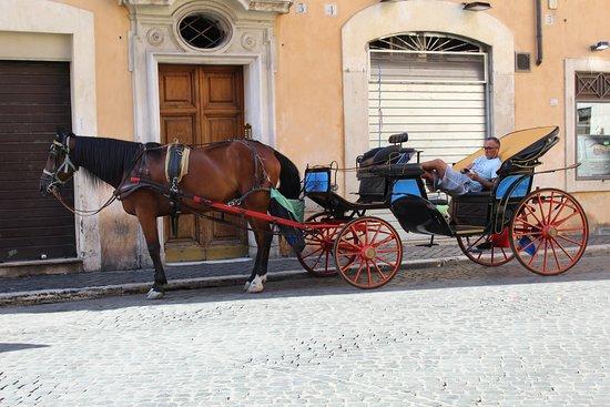 Roma, Italia: Tourist Taxi