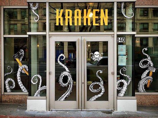 Kraken Axes