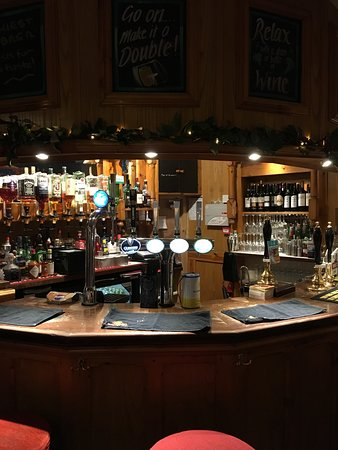 Macclesfield, UK: The bar with the best beer