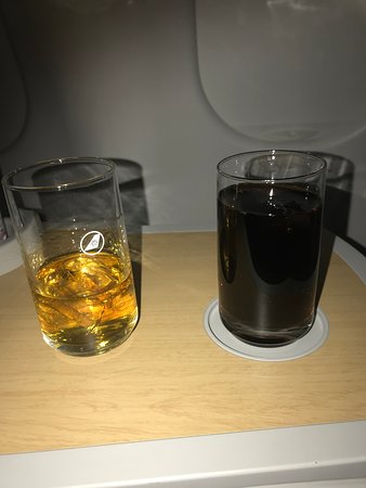 China Southern Airlines: Whiskey and Coke