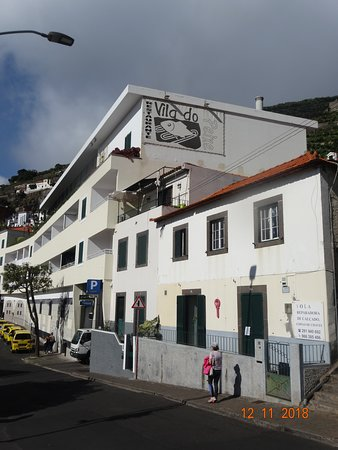 Restaurant Vila do Peixe-bild