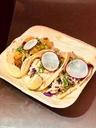 Three Tacos for $10 at lunch everyday!