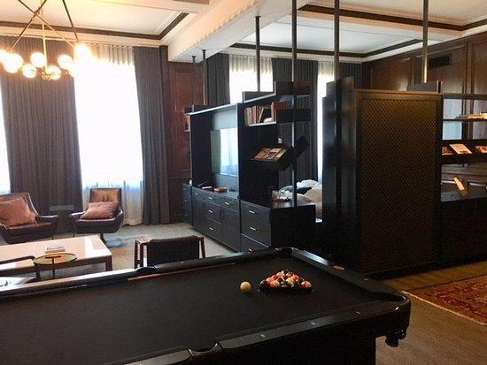 Detroit Foundation Hotel: Commissioner's Suite Entry