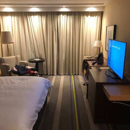 Sheraton Brussels Airport Hotel: شيراتون بروكسل إيربورت هوتل