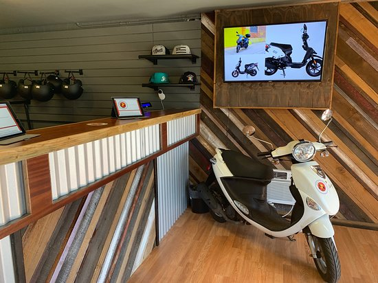 Island Motion Moped Rentals, Scooter Rentals - Tours