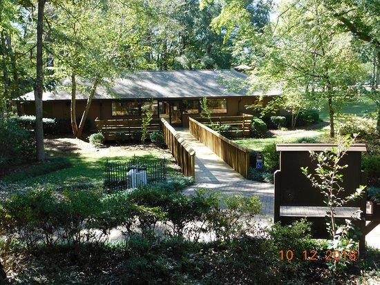 Ninety Six, SC: Visitors Center