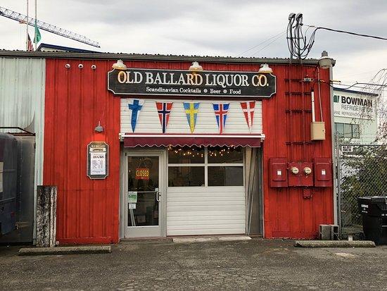 Old Ballard Liquor Company