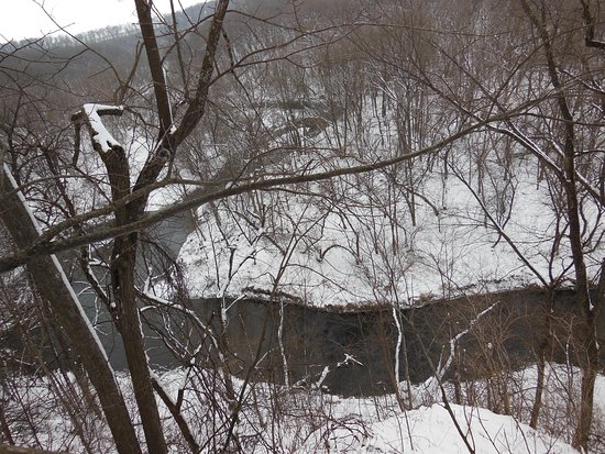 North Branch Whitewater River views