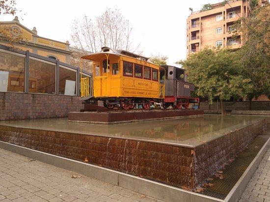Una de las Primeras Locomotoras