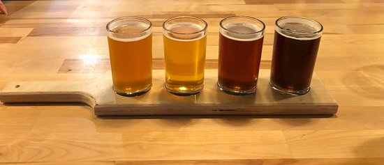 Hendersonville, Carolina do Norte: Nice hip brewery