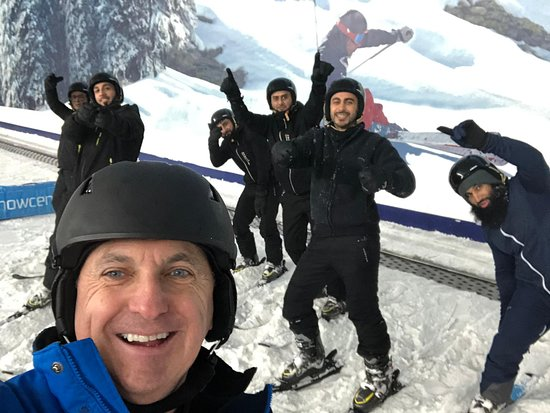 The Snow Centre afbeelding