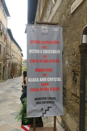 Museo del cristallo colle di val d 39 elsa aggiornato 2019 for Gr2 arredamenti colle val d elsa