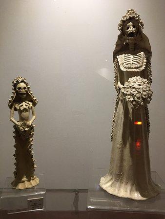 National Museum of Death: Cartoline da Aguascalientes, Messico
