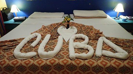 Hotel Los Delfines: We love Cuba