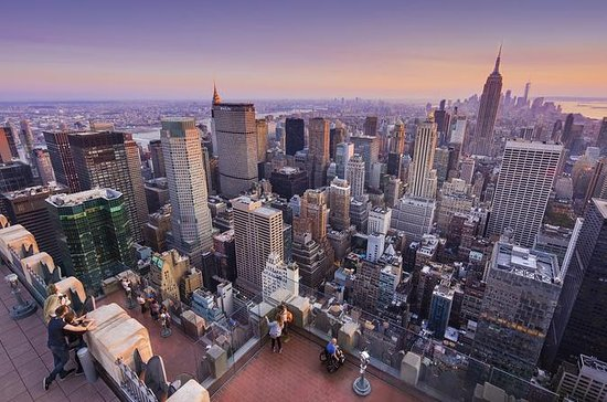 Top of the Rock Observation Deck, New...