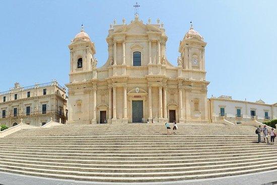 Noto og Marzamemi Dagstur fra Taormina