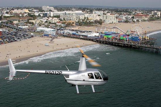 Excursão no litoral de Los Angeles...