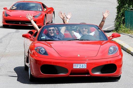 Villefranche Shore Excursion: Ferrari...