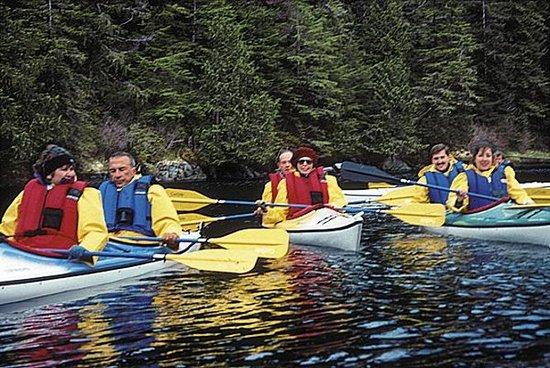 Sitka Shore Excursion: Sea Kayaking...