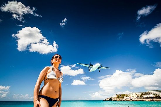 St Maarten Shore Excursion: Maho...