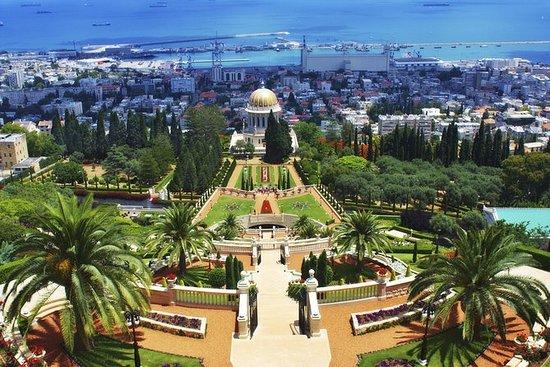 Excursión por la costa de Haifa...