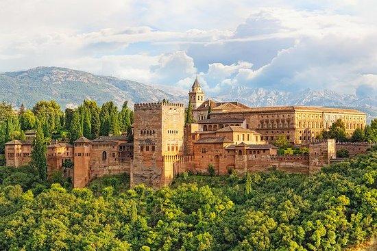 Excursion à l'Alhambra et à Grenade au...
