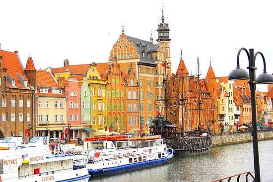 Excursão Terrestre: Melhor de Gdansk...