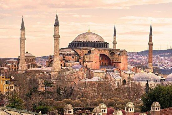 Visite privée: Hagia Sophia, Palais...