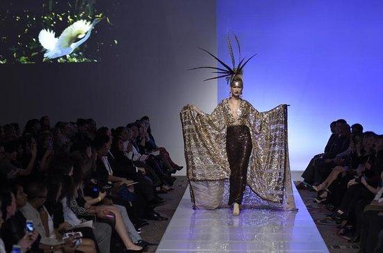Couture Fashion Week di New York
