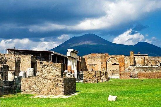 Privat rundtur Transport til Pompeii...