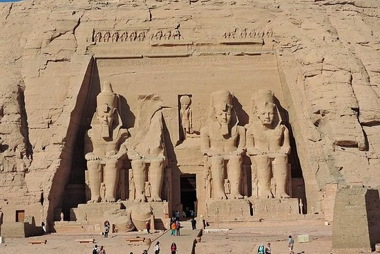 Abu Simbel Temples Private Tour from...