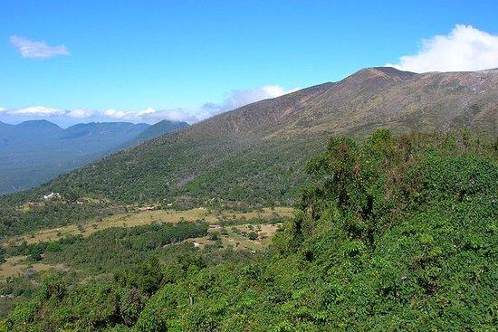 Landutflukt fra Acajutla Cerro Verde...