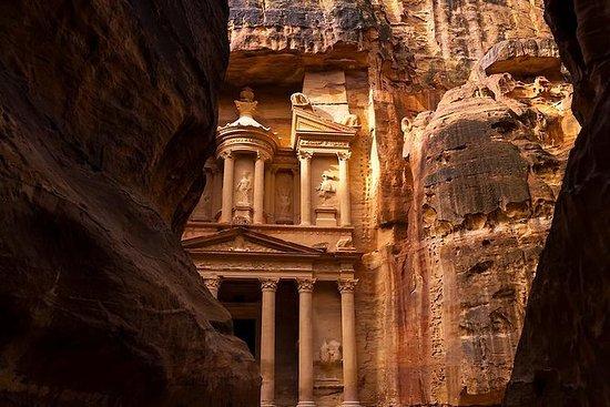 Private Petra-Tour von Hotels in der...