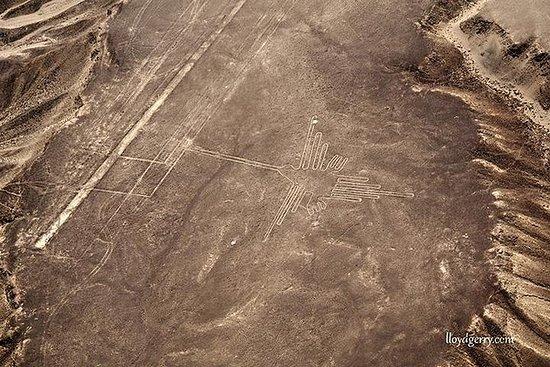 Líneas de Nazca y oasis de Huacachina...