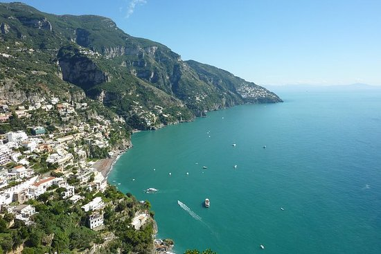 Sorrento Positano og Amalfi Day Tour...